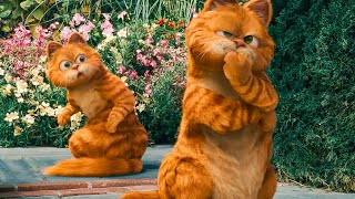 Royal Copycat Scene - GARFIELD 2 (2006) Movie Clip