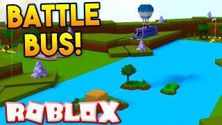 *EPIC* BATTLE BUS! | Build A Boat For Treasure ROBLOX