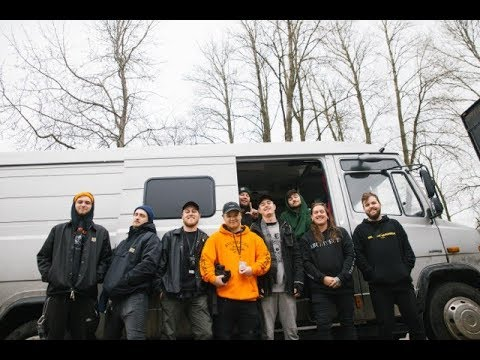 Polaris on THE HOLY HELL EU TOUR [Documentary]