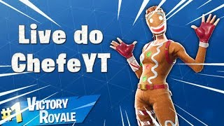 ARE THE SERVERS BUGADO? PLAYING WITH SUBSCRIBERS-FORTNITE