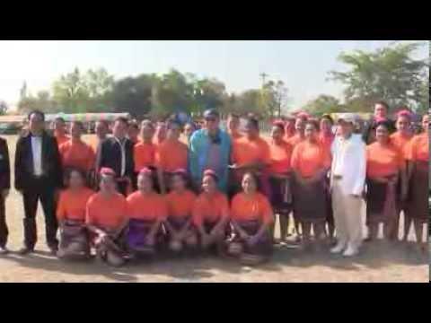 กีฬามวลชนตำบลหนองตูม เทศบาลตำบลหนองตูม อำเภอเมืองขอนแก่น