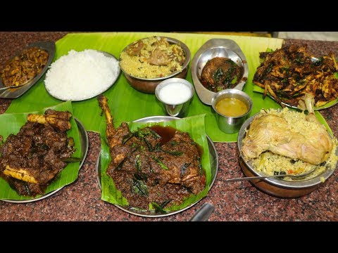 Raja Ganapathy Hotel Pure Non Veg Hotel In Salem |  A Mess In Salem Serving Tasty Non Veg Food