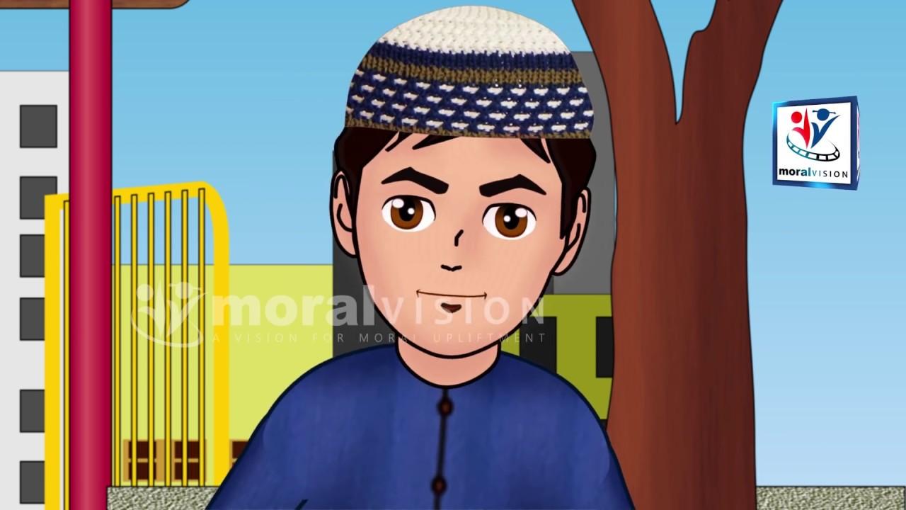 Wearing My New Clothes Abdul Bari Urdu Islamic Cartoons For