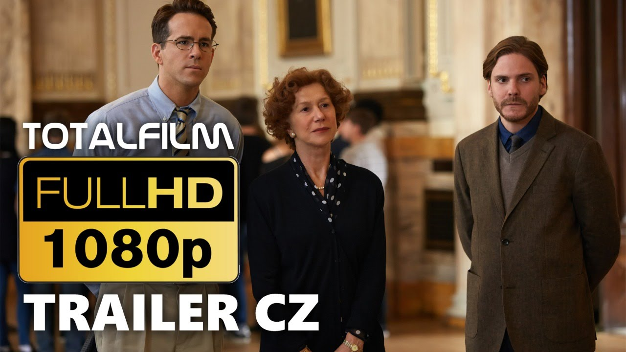Dáma ve zlatém (2015) CZ HD trailer