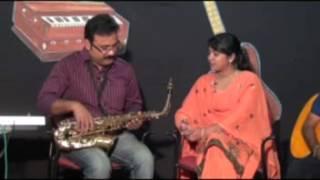 Parajonomor Xubhologonot in Saxophone by Binanda Kakoty(Santu)