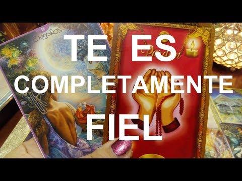 ✨ NO DUDES !!!...Te Es COMPLETAMENTE FIEL 🔥😍🔥 ALMAS GEMELAS, LLAMAS, AMOR DESTINO 🔥💗🔥 TAROT HOY