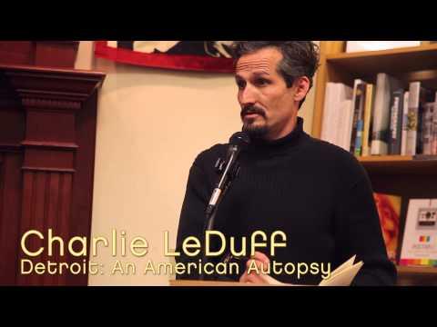 Charlie LeDuff - Detroit: An American Autopsy