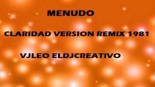 menudo claridad version remix 1981