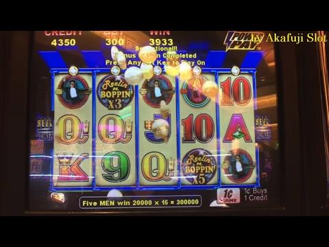 JACKPOT★Top Symbols x15 Live Play★ Reelinn Boppin Slots Handpay  Harrah's Casino