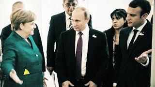 После вас, господин Путин!   Новости дня