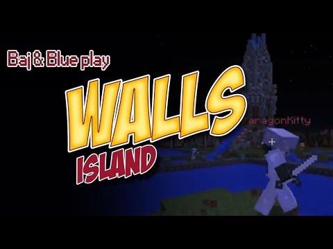 W92Baj - Let's Play Hypixel Walls - Island - With BlueBayou