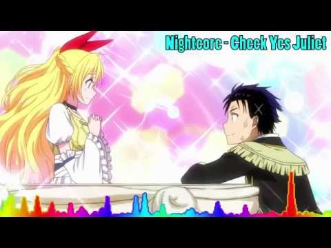 Nightcore - Check Yes Juliet (HD)