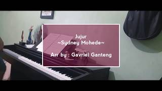 Jujur Sidney Mohede Cover Piano by Gavriel Sangkakala