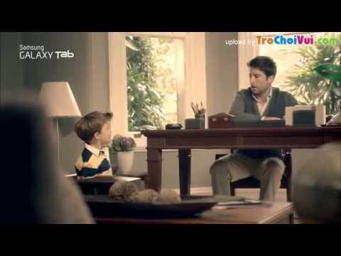 Quảng cáo Samsung Galaxy Tab Thinner