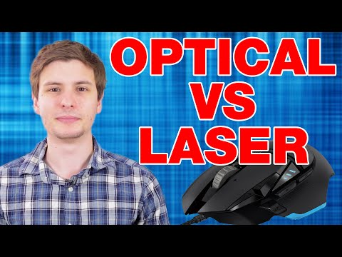 Optical or Laser Mouse for Gaming? - ThioJoeTech