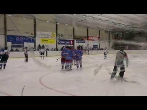 Astor Hockey reduserer til 3-4 mot Gjøvik Hockey.