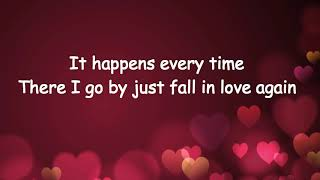 I Just Fall In Love Again by Angeline Quinto