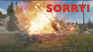 WOT - Sometimes You Accidentally Win | World of Tanks