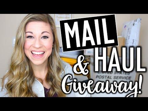 Mail Haul Again & JORD Watch Giveaway | Teacher Evolution Ep. 5