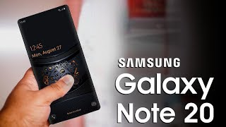 SAMSUNG GALAXY NOTE 20 - Officially Revealed!?