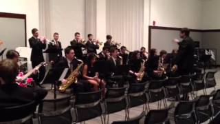 MOHS JAZZ BAND Boston Berkeley School of Music Festival