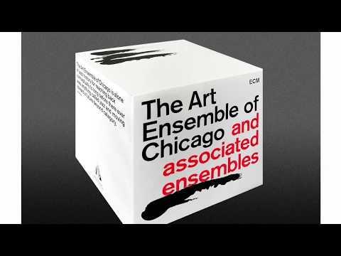 Art Ensemble of Chicago and associated ensembles 21-CD box-set