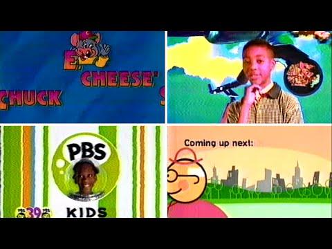 PBS Kids Schedule Bumper Walking 2001 WFWATV YouTube