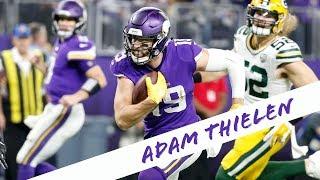 Adam Thielen 2018-19 Highlights [HD]