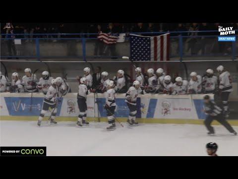 Hockey: USA Vs Canada