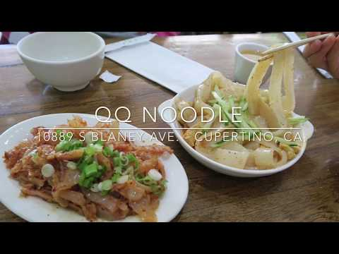 QQ Noodle in Cupertino, California