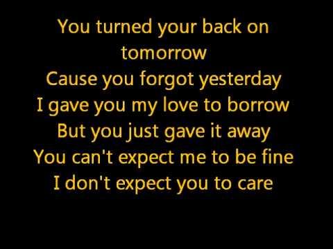 Payphone -Maroon 5- Lyrics Original