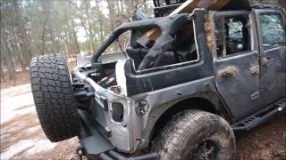 Jeep Rollover Recovery
