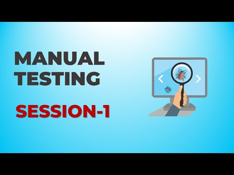 Manual Testing -Session 1 thumbnail