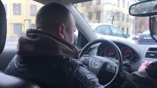 Втомлена Mazda 6. Коробка Штовхає. Пробіг Скручений. Рейка Під Заміну