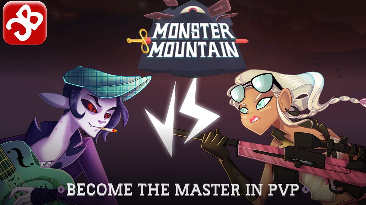 Monster Mountain By Funky Panda Iphone Ipad Ipod Touch Gameplay Video