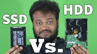 SSD Vs. HDD What To Choose Explained In Hindi