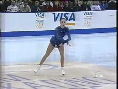 THE 2000,U.S.FIGURE SKATING CHAMPIONSHIPS,SARAH HUGHES.