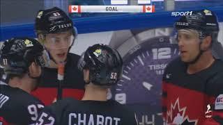 Eishockey WM 2018 - Kanada vs. Dänemark 7:1 / Highlights Sport1