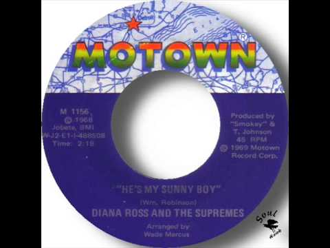 Diana Ross And The Supremes   He's My Sunny Boy