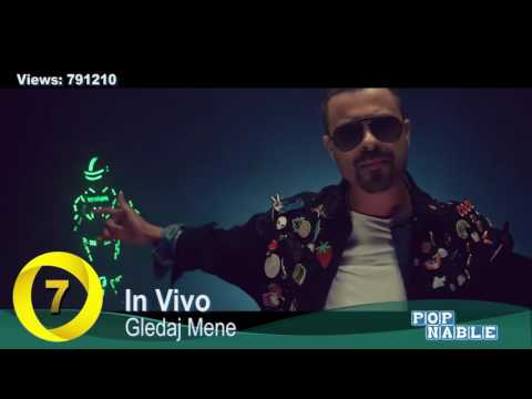 SERBIA TOP 40  - Official Music Chart, 22.04.2017