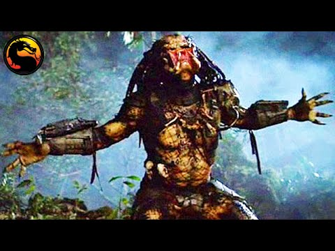 """THE BEST WAY TO END A MATCH WITH PREDATOR - Mortal Kombat X """"Predator"""" Gameplay (Mortal Kombat XL)"""