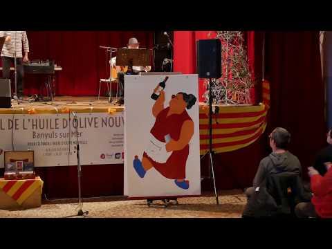 Chants populaires catalans avec le groupe Els mariners del Canigo