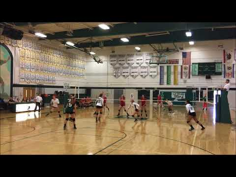 Sarah Williams Outside Hitter vs Mt Carmel 09 22 17 Volleyball Recruiting Video
