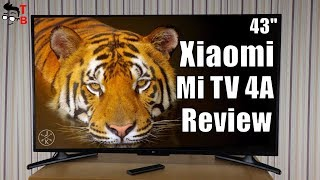 Xiaomi Mi TV 4A Review: Cheape…
