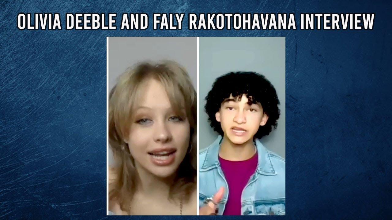 'Second-Born Royals': Olivia Deeble & Faly Rakotohavana's ...