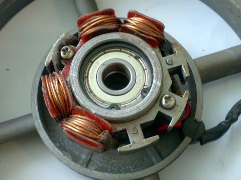 Установка генератора с МТЗ на мототрактор или тяжелый.