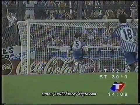 Apertura 2000 Fecha 18 Velez 2 Almagro 3 Resumen TN Deportivo
