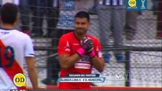 Alianza Lima vs. D. Municipal: igualan 0-0 por Torneo Apertura