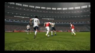 Arshavin great goal pes 2011  drakkar + startimes