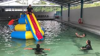 KLB Swim - Water Slide